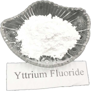Rare Earth Yttrium Fluoride (YF3) with White Powder