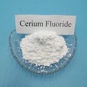 Cerium fluoride CeF3 powder Price of Cerium fluoride CAS: 7758-88-5