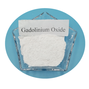 Fine white powder purity of 99.9%-99.999% Gd2O3 gadolinium oxide powder