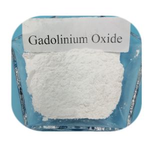 Nano Gadolinium Oxide 99%-99.9999% Rare Earth For Glass