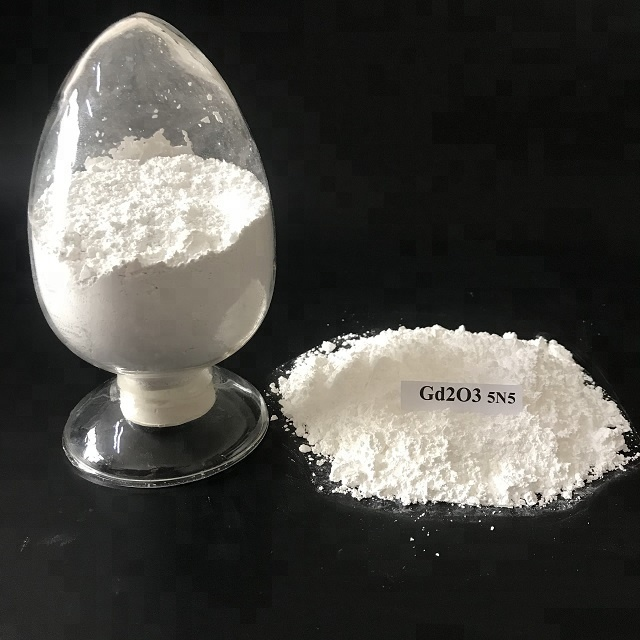 High Purity 99% – 99.999% Gadolinium Oxide Manufacturer price Featured Image
