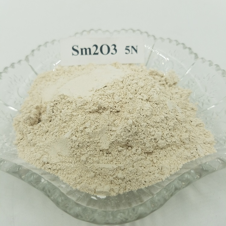 Rare Earth Oxide samarium oxide Powder From China with High Purity Featured Image
