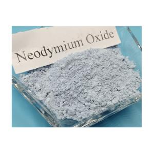Rare earth compound Nd2O3 99%-99.99% powder neodymium oxide ND2O3