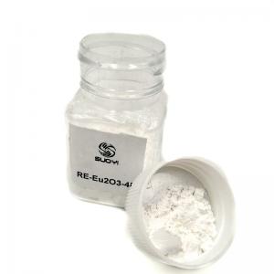 High Purity Rare Earth Europium Oxide Eu2O3 Used as Phosphor Activator