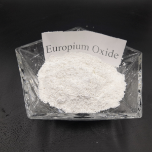 Factory Price 99.9% Europium Oxide Eu2O3 Powder