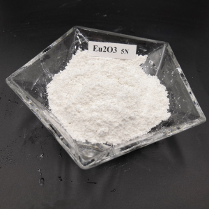 High Purity Rare Earth Europium Oxide Eu2O3 Used as Phosphor Activator
