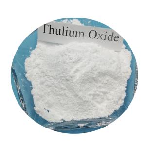 High purity Thulium oxide Tm2O3 CAS No. 12036-44-1 for X-ray usage