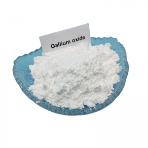 Gallium Oxide 99.999% White Powder with competitive price