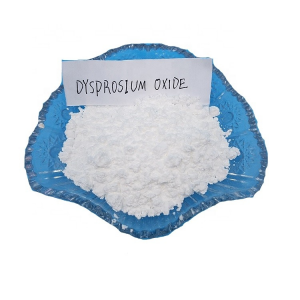 99.5%-99.99% Dysprosium Oxide or Dysprosia with Best Price CAS 1308-87-8 for Glass Colored Enamel