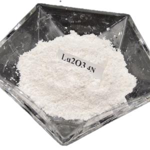 3N-5N(99.9%-99.999%) Lutetium Oxide Lu2O3 supplier