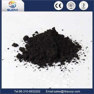 99.9% Praseodymium Oxide Pr6O11 high purity for ceramic glass