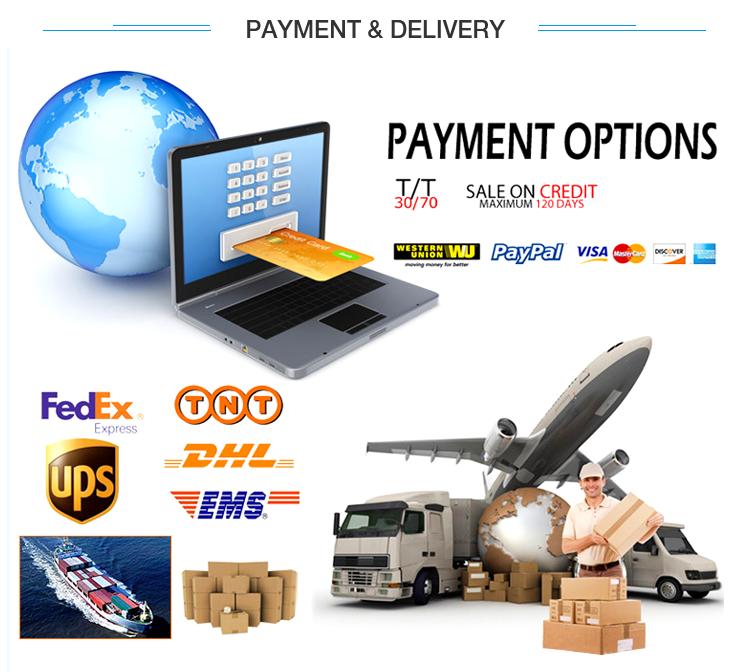 支付及运输
