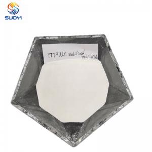 High Purity Ceramics Oxide Ceramic Needles Monoclinic Zirconium Dental Zirconia Powder