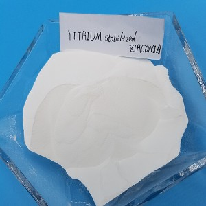 8 Years Exporter White Powder Yttrium Stabilized Zirconia