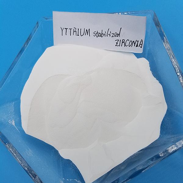 Yttria Stabilized Nano Zirconia Powder Featured Image