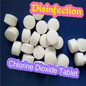 DisinfectionTCCA 90% Chlorine Tablets