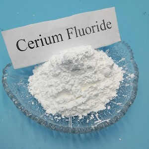 Chinese Professional 99.99% Purity Purity Cas 7758-88-5 Rare Earth Cef3 Powder Cerium Fluoride