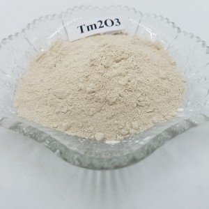 2020 Top Selling Rare Earth Oxides Thulium Oxide with Good Price