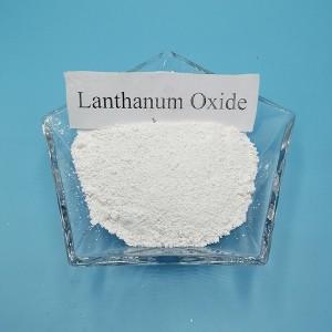 Lanthanum Oxide 99.99% La2o3 Rare Earth Oxide White powder