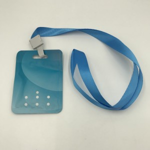 Air disinfection chlorine dioxide card