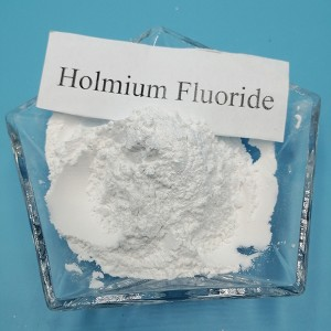 OEM China Purity Holmium Fluoride For Ceramics And Glass