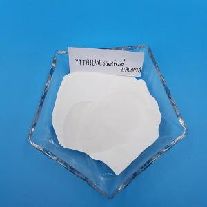 Yttria Stabilized Nano Zirconia Powder