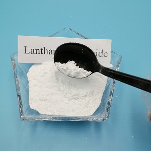 Big Discount Rare Earth 99.99% Cas13709-38-1 Laf3 Lanthanum Fluoride With Manufacture