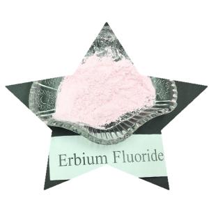 99.999% Rare Earth Cas 13760-83-3 Erf3 Erbium Fluoride For Optical Fibre And Amplifier – Erbium Fluoride Erf3 13760-83-3