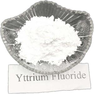 White Powder Yttrium Fluoride Chemicals Hot Sale YF3 Rare Earth