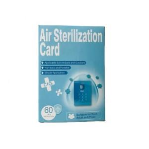 degradation of formaldehyde remove odor chlorine dioxide ClO2