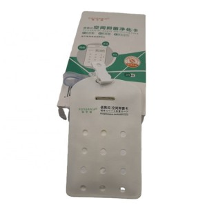 Stocked Sterilization Card Anti Virus Shout Out Air Disinfection Protection Virus Blocker