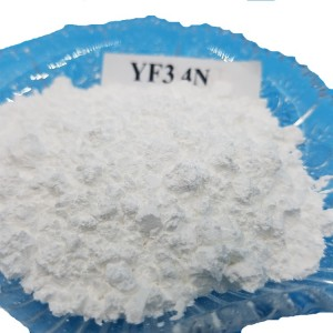 Yttrium Fluoride YF3 99.999% Semiconductor grade