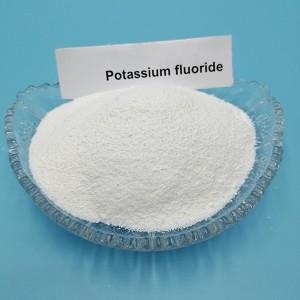Top Suppliers Potassium Fluoride With Best Cas: 7789-23-3
