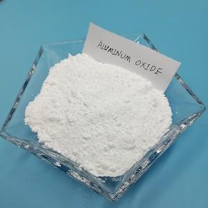 Good quality Calcined Alumina Oxide Powder Polished Aluminum Powder