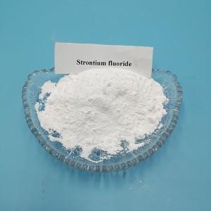strontium fluoride