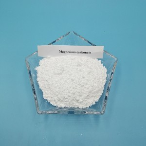 Fast delivery Magnesium Carbonate Of Food Grade Sell By